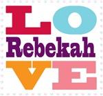 I Love Rebekah