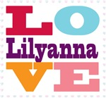 I Love Lilyanna