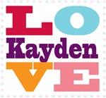 I Love Kayden