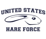 United States Hare Air Force Bunny