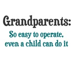 Grandparents So Easy To Operate