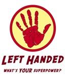 Left Handed Super Power