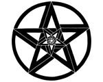 24. Pentagrams #1 - Solid