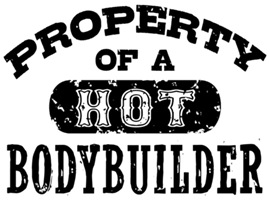 Property of a Hot Bodybuilder