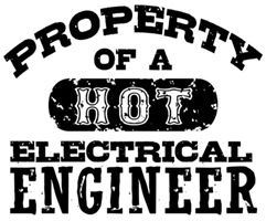 Property of a Hot Electrical Engineer
