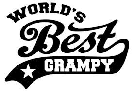 World's Best Grampy t-shirts