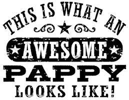 Awesome Pappy t-shirt