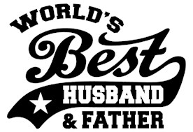World's Best Husband and Father t-