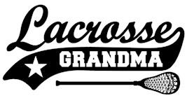 Lacrosse Grandma t-shirts