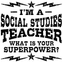 Funny Social Studies Teacher t-shirt