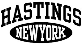 Hastings New York t-shirts