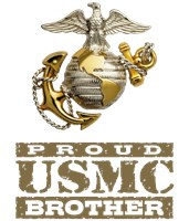 Proud USMC Brother t-shirts