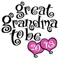 Great Grandma To Be 2018 t-shirts