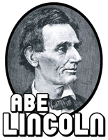 Abe Lincoln t-shirts