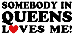 Somebody In Queens Loves Me t-shirt