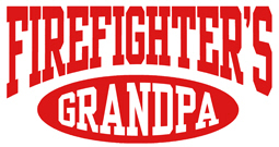 Firefighter's Grandpa t-shirt