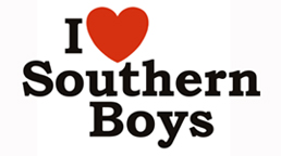 I Love Southern Boys t-shirt