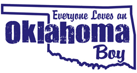 Everyone Loves an Oklahoma Boy t-shirt
