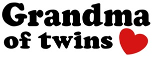 Grandma of Twins t-shirt