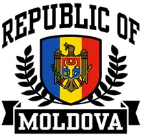 Republic of Moldova t-shirts