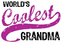 World's Coolest Grandma t-shirts
