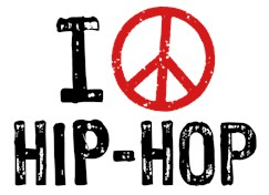 I Peace Hip Hop t-shirt