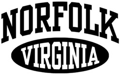Norfolk Virginia t-shirts