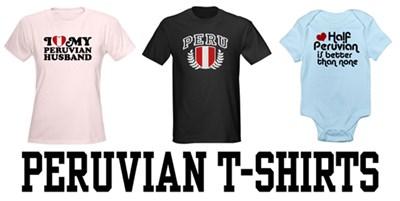 Peruvian t-shirts
