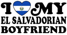 I Love My El Salvadorian Boyfriend t-shirts