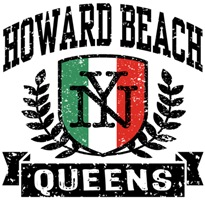 Howard Beach Queens Italian t-shirts