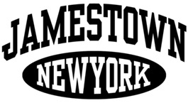 Jamestown New York t-shirts