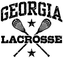 Georgia Lacrosse t-shirts