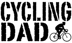 Cycling Dad t-shirts