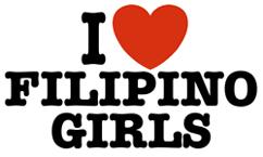 I Love Filipino Girls t-shirt