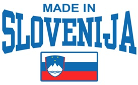 Made In Slovenija t-shirt