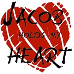 Jacob holds my heart
