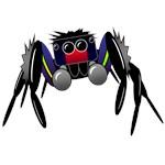 punk spider