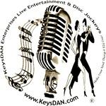 KeysDAN Logo (Sepia Tone)