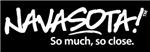 White Navasota Logo Items