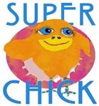 Funny Super Chick