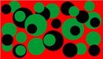 Kwanzaa Dots