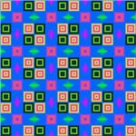 Squares and Diamonds