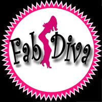 The original Fab-Diva Logo