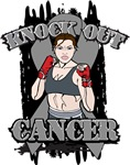 Knock Out Brain Cancer Shirts