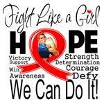 Fight We Can Do It Blood Cancer Shirts