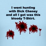 Cheney Bloody Shirt