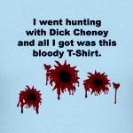 Cheney Bloody Shirt