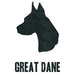 Silhouette Of Great Dane