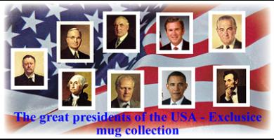 The great Presidents of the USA
