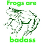 Frogs Are Badass